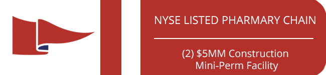 NYSE Listed Pharmacy Chain