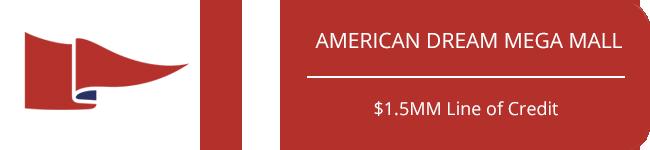 Service Company within American Dream Mega Mall